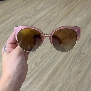 Diff Eyewear Cateye Sunglasses
